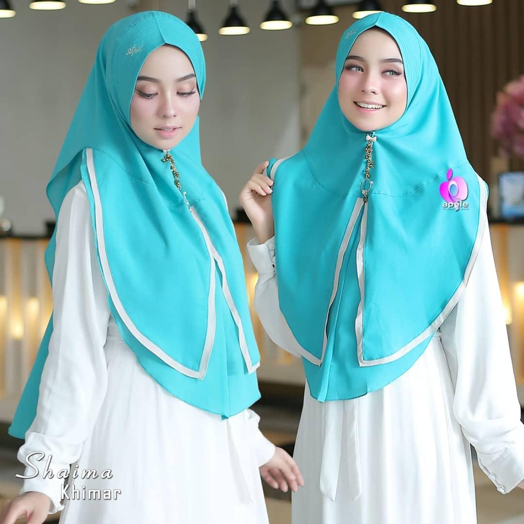 Grosir Jilbab Instan Bahan Kaos Termurah di Blora