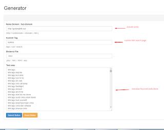 Cara Meningkatkan Index Dengan Fake Sitemap / Sitemap Palsu