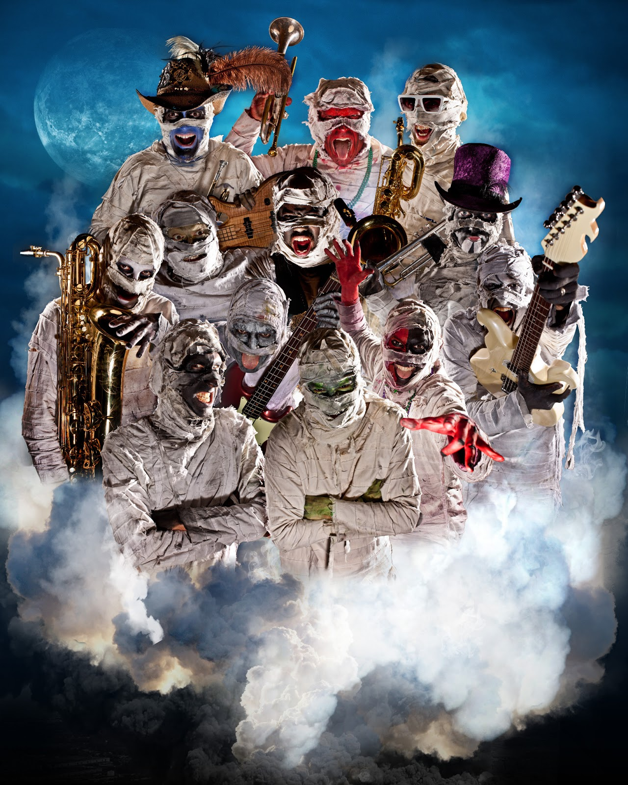 Hidden Gems In The Music Industry Here Come The Mummies