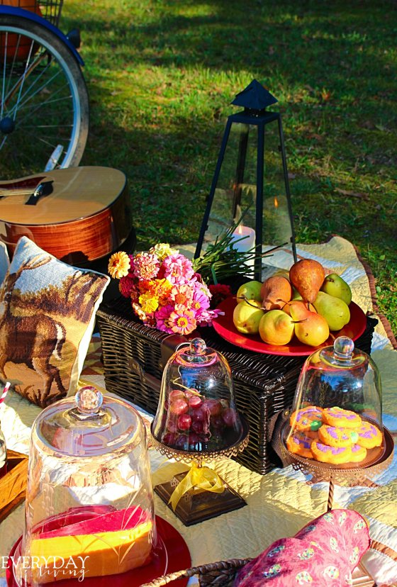Everyday Living Fall Picnic Treasure Hunt Thursday From My Front Porch To Yours