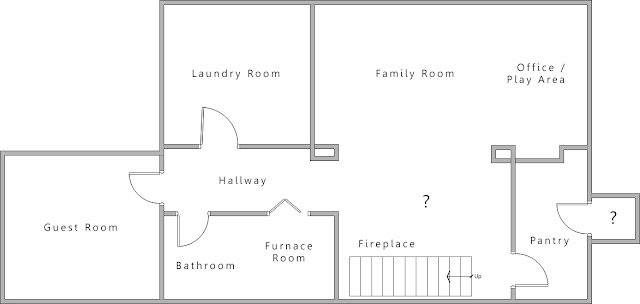 Cozy.Cottage.Cute.: January 2013 - Simple Lay Out Plan For Mini Restaurant