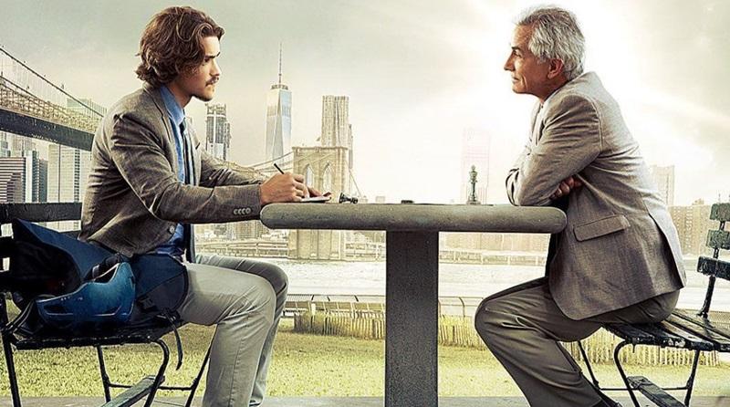 """imagem ilustrativa de cena do filme """"Entrevista com Deus"""""""