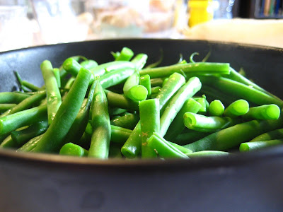 green beans recipe, fresh green beans recipe