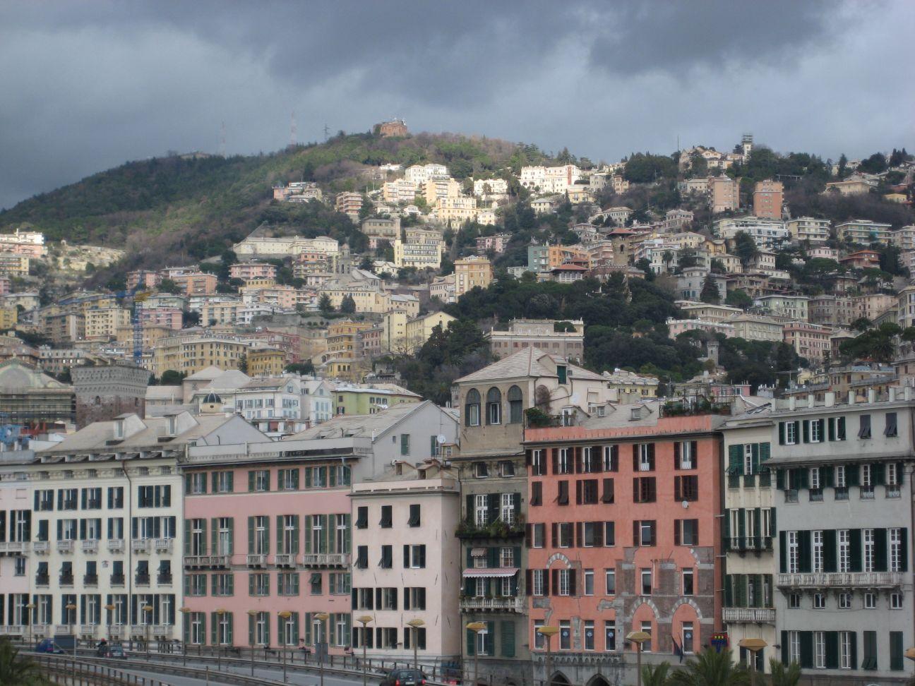Top World Travel Destinations Genoa Italy