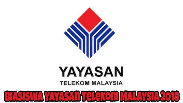 Biasiswa Yayasan Telekom Malaysia 2018
