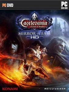 Castlevania Lords of Shadow Mirror of Fate HD - PC (Completo)