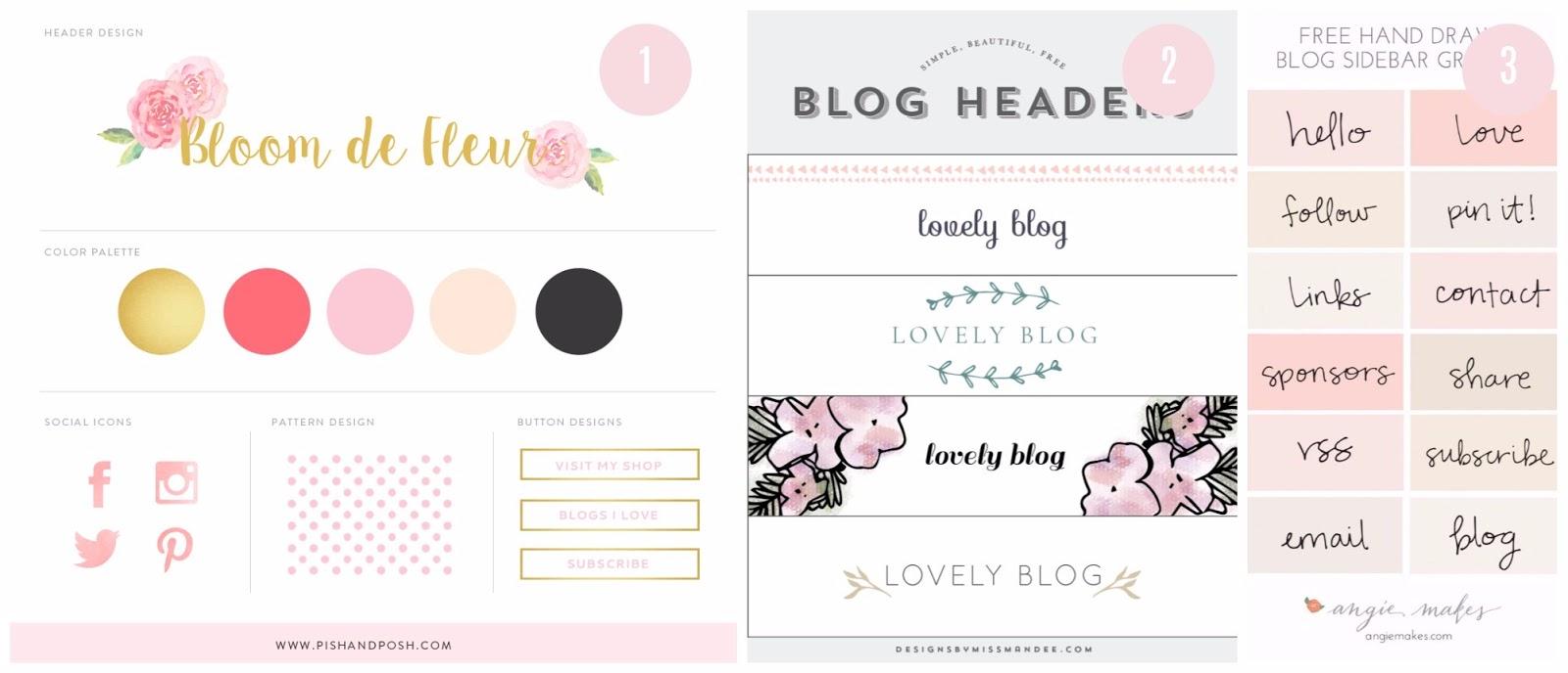 Großzügig Kostenlose Blog Header Vorlagen Bilder - Entry Level ...