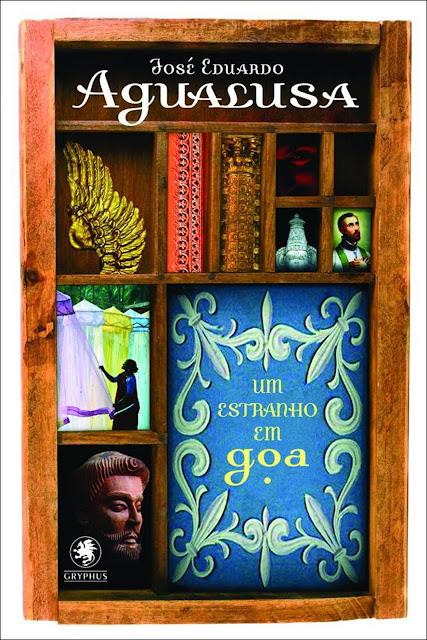 Um estranho em Goa - José Eduardo Agualusa