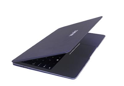 harga laptop Zyrex Sky 232 Extreme memiliki bodi full metal