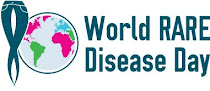 "CELEBRATE ""WORLD RARE DISEASE DAY 2016!"" Look 4 this hashtag! #WRDD"
