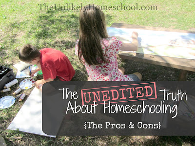 The BEST of The Unlikely Homeschool 2015