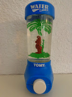 toy monkey water games