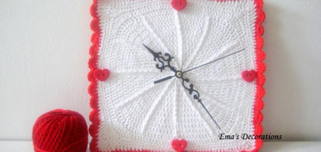Reloj Cuadrado de Crochet Tutorial