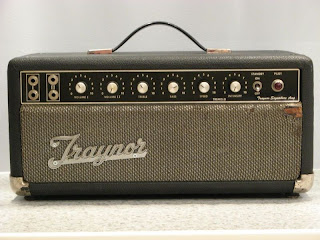 Vintage traynor amplifiers