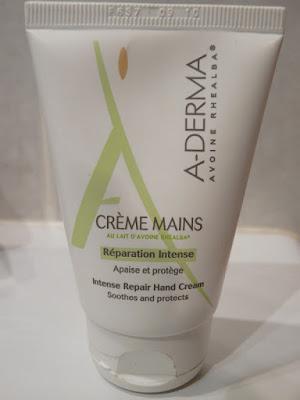 Crème réparatrice pour les mains de A-DERMA