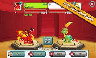 Dragon City Mod Apk hack lvl