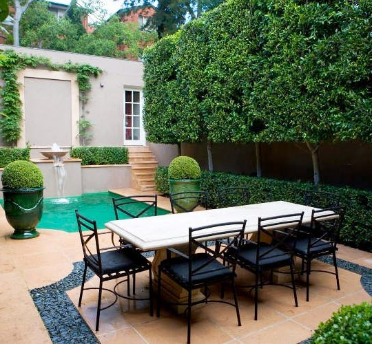 Patios de interior decoraci n - Decoracion de patios interiores ...