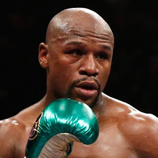 See how Mayweather celebrate his birthday