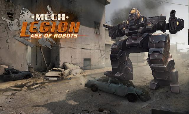 Legium Mech: Age of Robots
