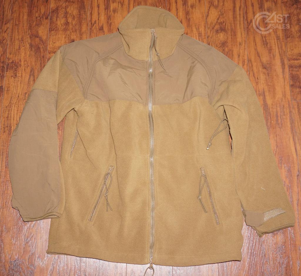 Webbingbabel  USMC POLARTEC 300 GM Fleece Jacket Shirt ECWCS Gen II ... f1d309457ec