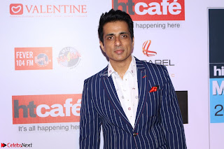 Red Carpet of Most Stylish Awards 2017 ~ Sonu Sood (2).JPG