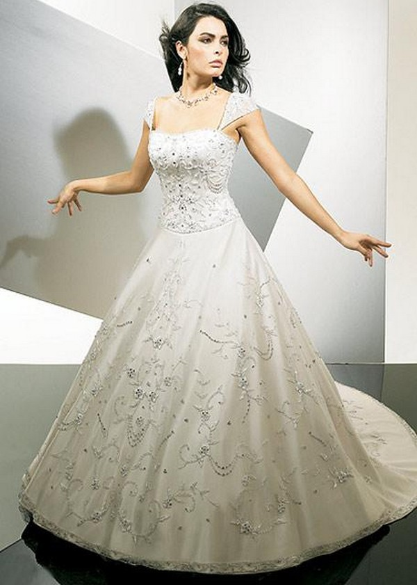 Western Wedding Gowns Fashion Gossips