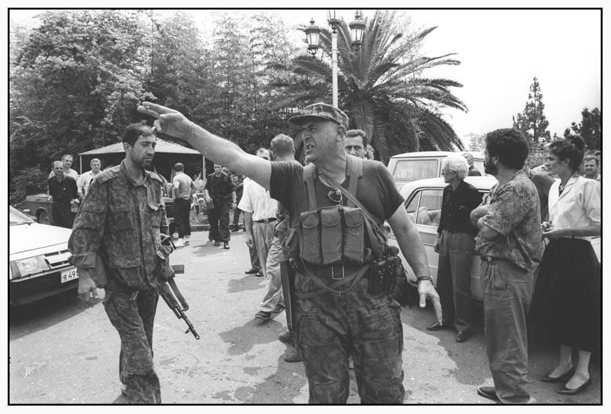 фото грузино абхазского конфликта лук весьма