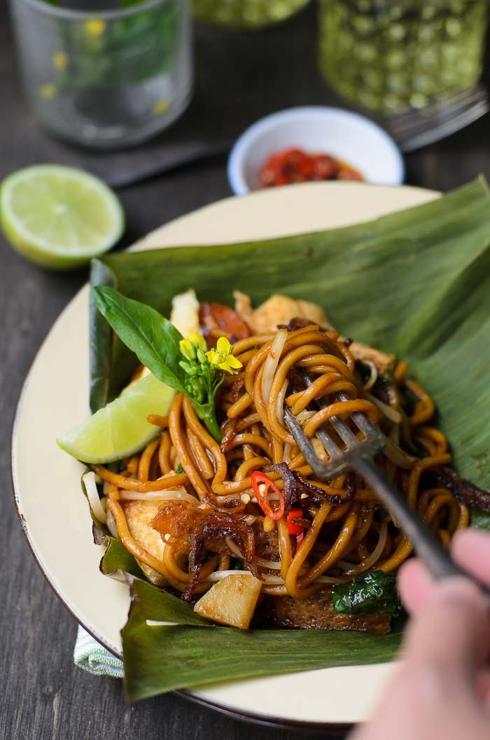 Malaysian Fried Noodles