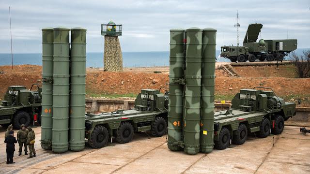 La India se suma al listado de compradores de los sistemas antimisiles rusos S-400