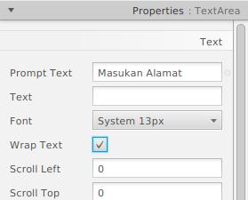 Cara Memasukan Data TextArea Ke Dalam Database pada JavaFx 2