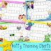 Free Potty Training Progress & Reward Charts