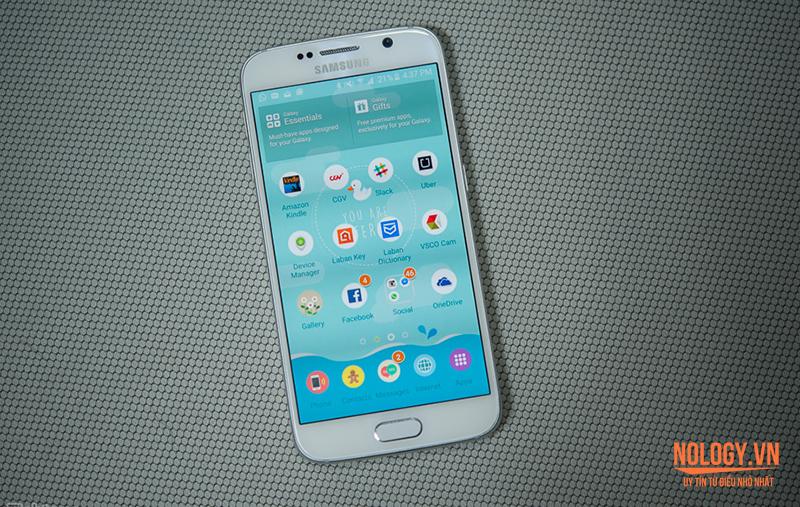 Lý do nên mua Samsung Galaxy S6 cũ