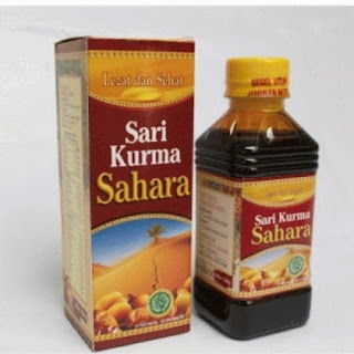 Jual Sari Kurma Sahara di Surabaya