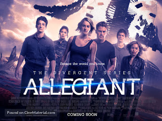 Allegiant (2016) Bluray