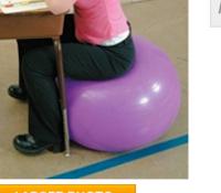 Balance Ball (yoga ball)