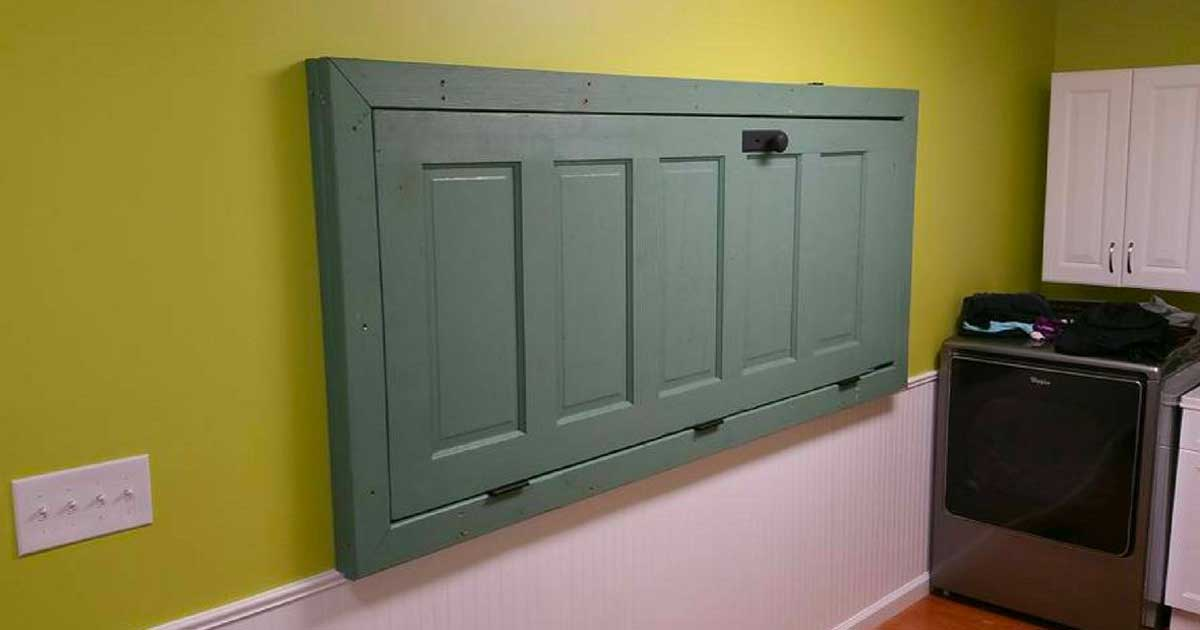 15 Brilliant DIY Ways To Upcycle Your Door
