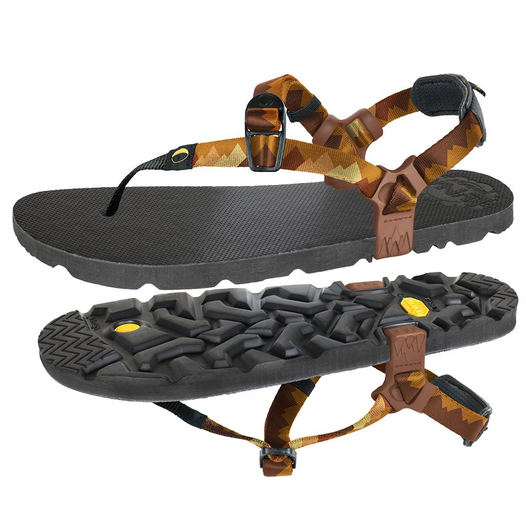 Luna Sandals  Made in Seattle, WA.