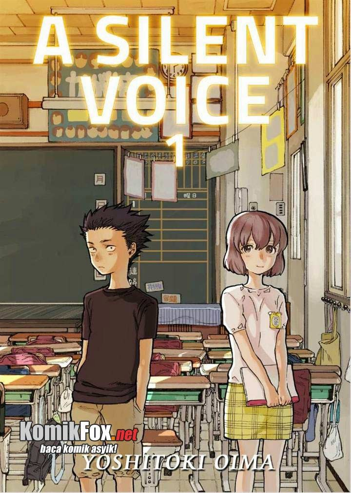 Koe no Katachi Chapter 42-17