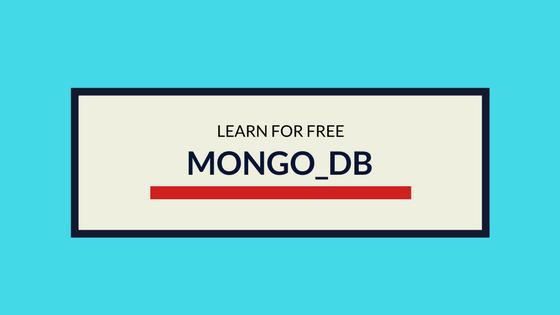 learn mongodb for free