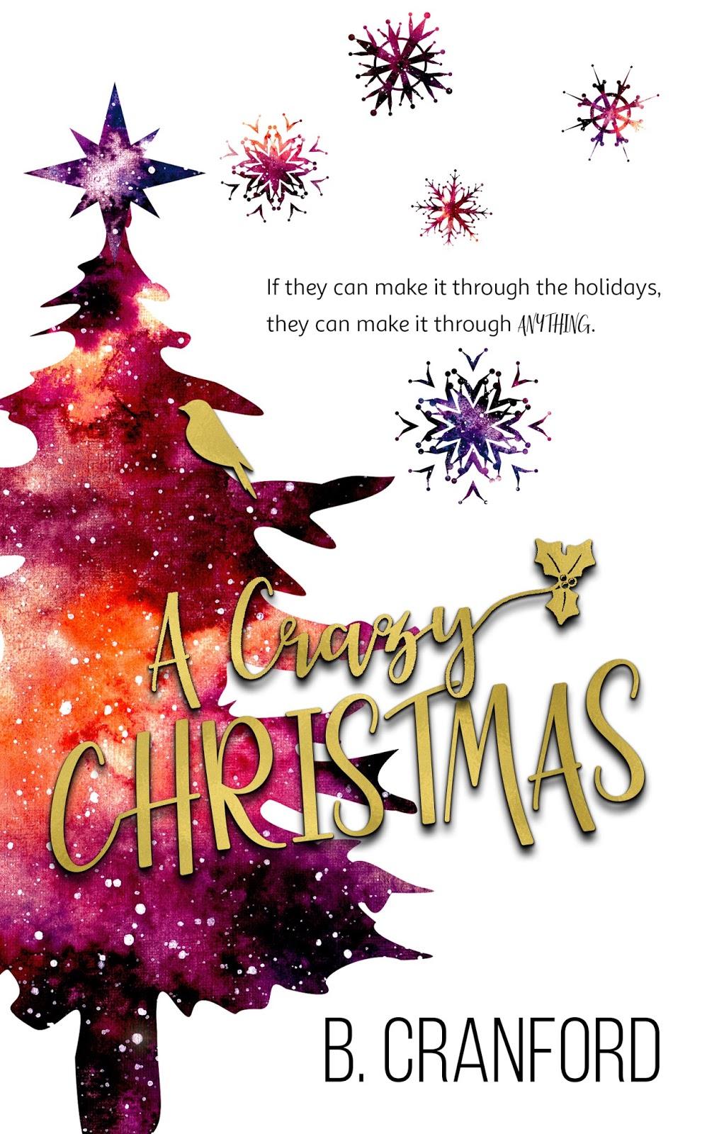 My Own Bookshelves: Release Day A Crazy Christmas: I am \'Crazy ...