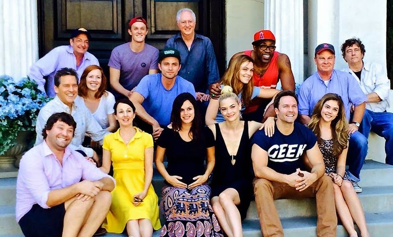 actores de hart of dixie finale