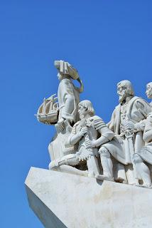 Portugalia, Lizbona, Belem, Pomnik Odkrywców