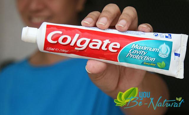 Nên chọn kem đánh răng colgate để trị mụn