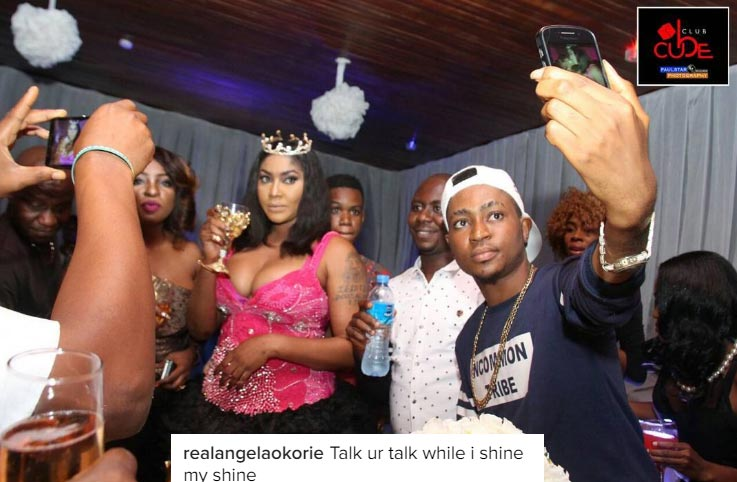 Let them talk while I shine - Angela Okorie berates critics