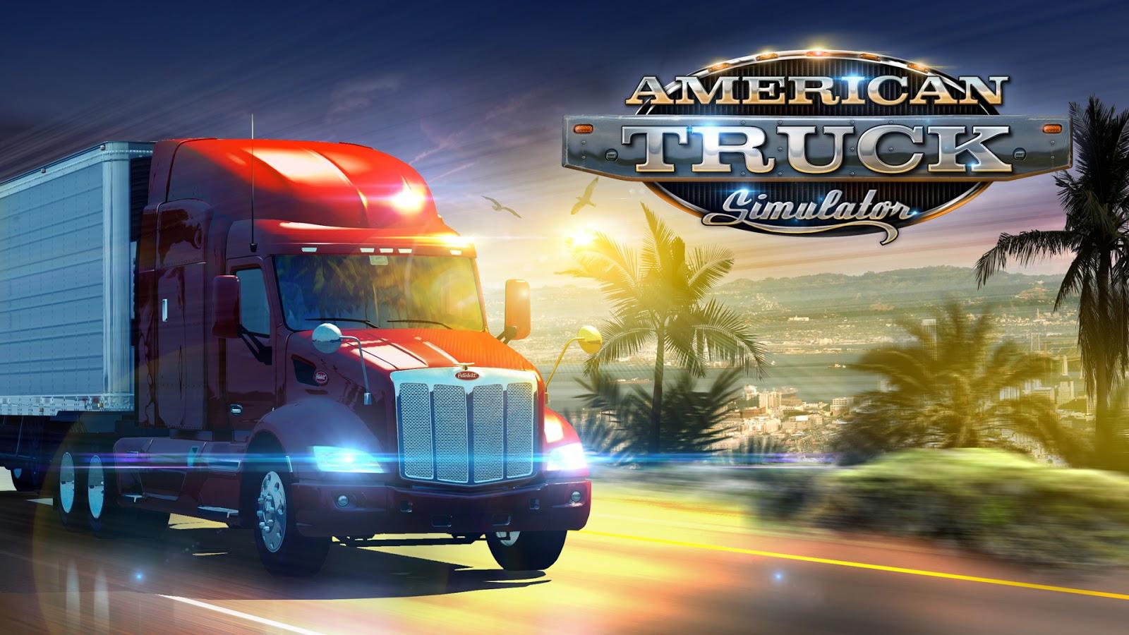 SCS Software's blog: American Truck Simulator Map DLC