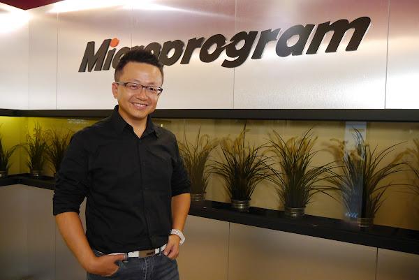 微程式資訊總經理兼雲端生活家執行長吳騰彥