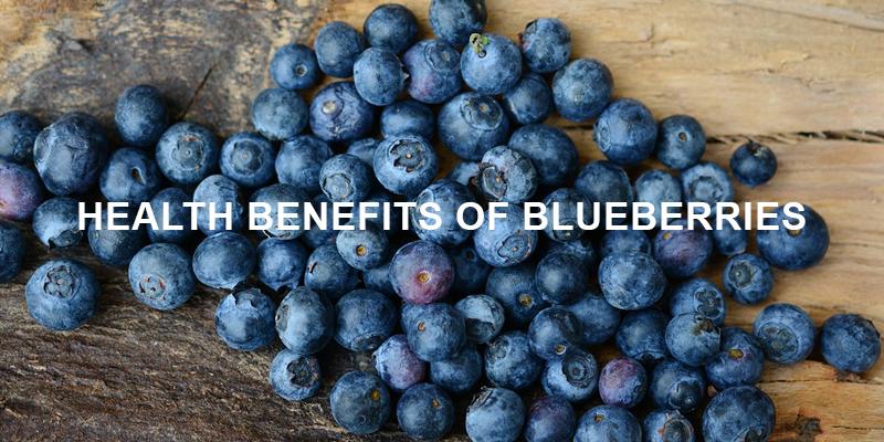 Health Benefits of Blueberries
