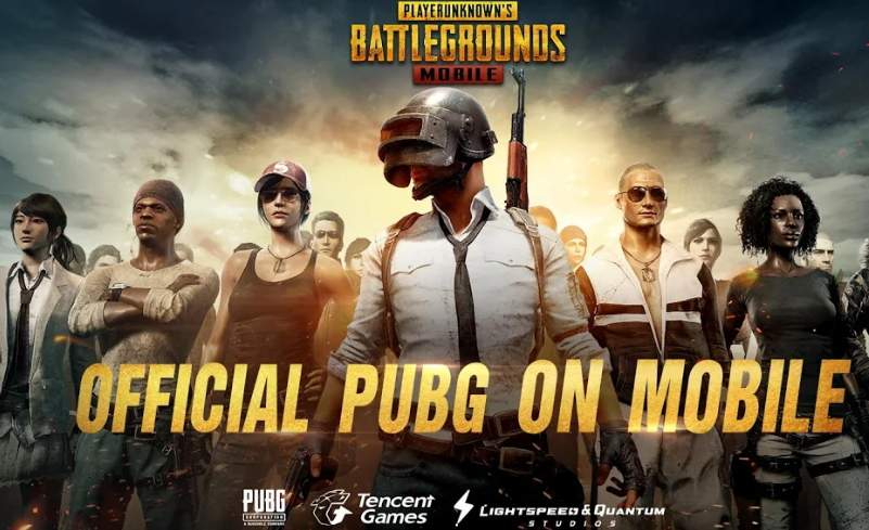 Top Android Games in Google Play Store - PUBG Mobile