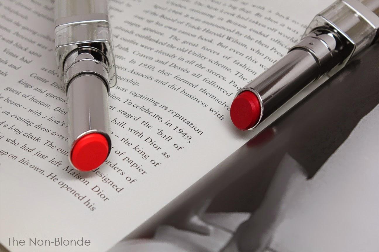 Dior Addict Lipstick- Transatlatique Cruise & Mayday | The