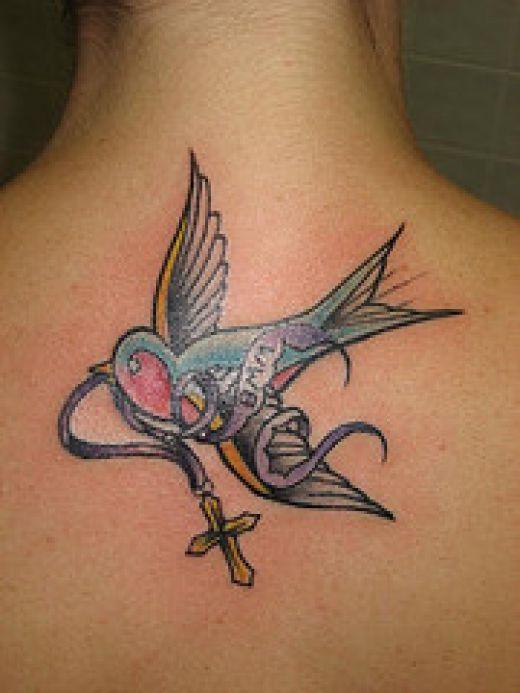 tatto: Bird Tattoos